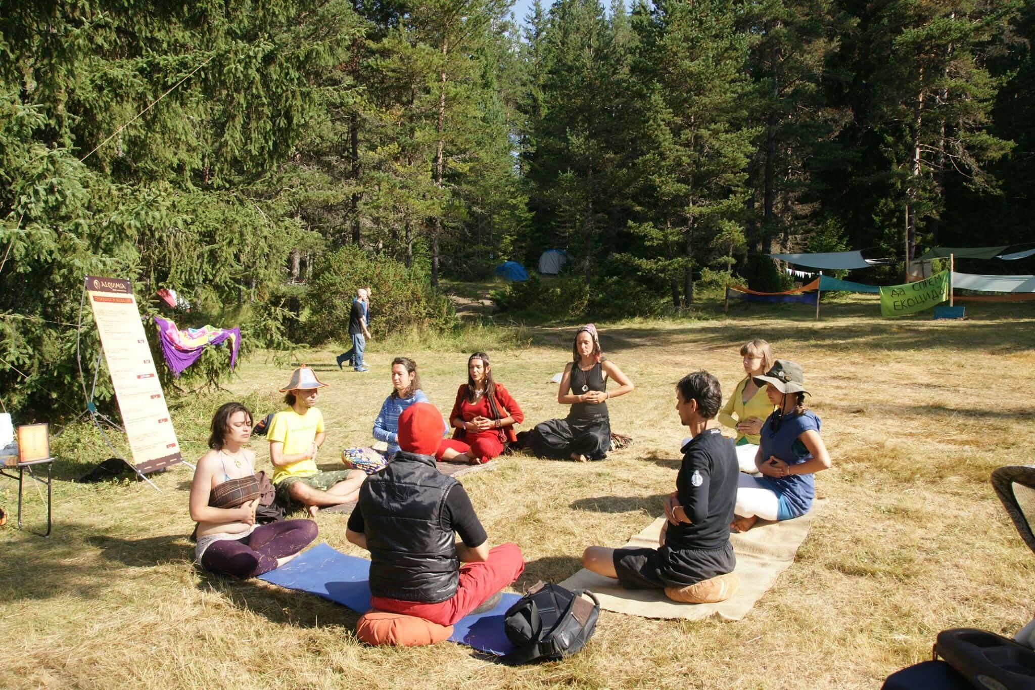 Семинар по даоистка йога в село Дрен