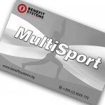 Валидност на карти Мултиспорт