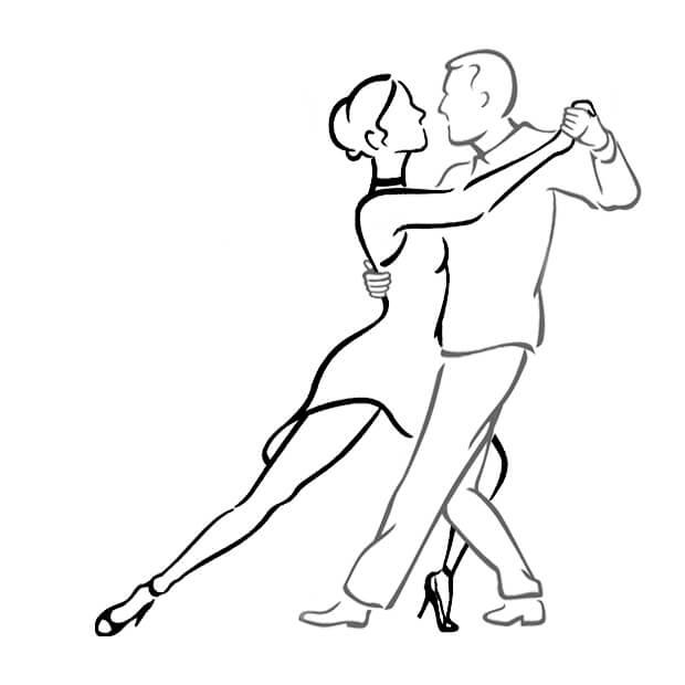 Аржентинско танго   (матрица на ритъма)